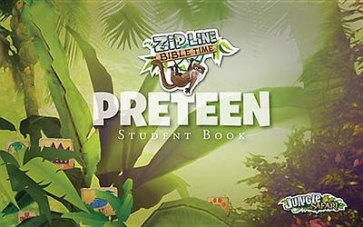 Standard VBS Jungle Safari PreTeen Student Book