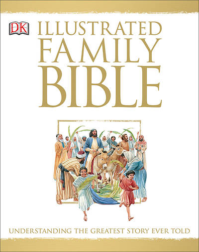 Picture of The DK Illustrated Family Bible