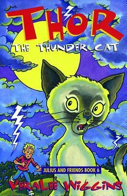 Picture of Thor the Thunder Cat