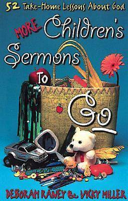 More Childrens Sermons To Go - eBook [ePub]