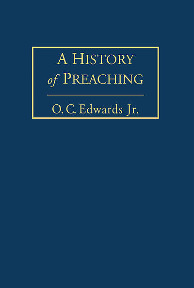 Picture of A History of Preaching Volume 1 - eBook [ePub]