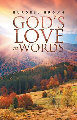 Picture of God's Love in Words
