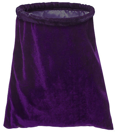 Picture of Offering Collection Bag Replacement, Purple