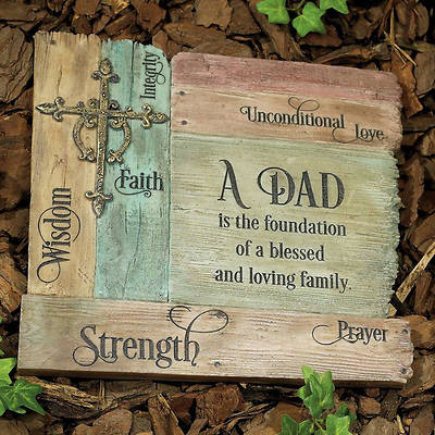 Picture of A Dad Is … Garden Stone