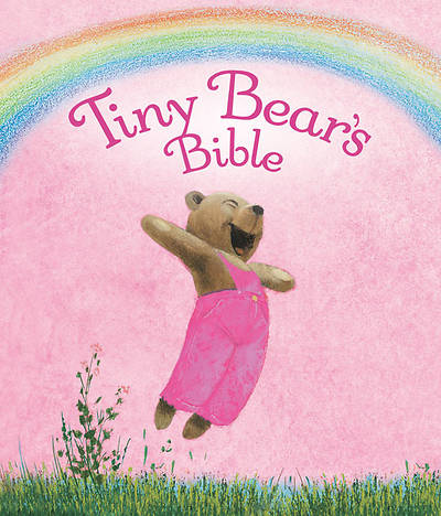 Picture of Tiny Bear's Bible: Pink