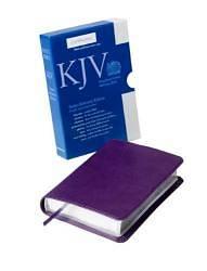 Picture of Pocket Reference Bible-KJV