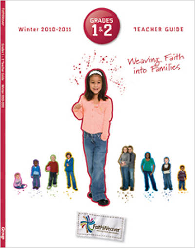 Picture of FaithWeaver Grades 1 & 2 Teacher Guide