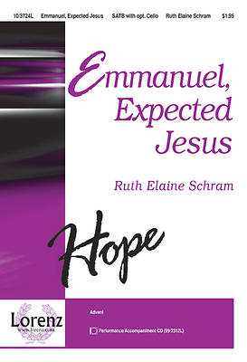 Emmanuel, Expected Jesus SATB Anthem
