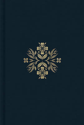 Picture of ESV Women's Study Bible (Cloth Over Board, Dark Teal)