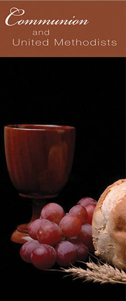Picture of Communion and United Methodists - Brochure (Pkg of 10)