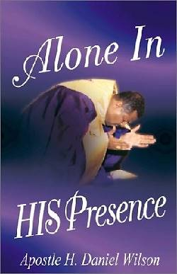 Picture of Alone in His Presence