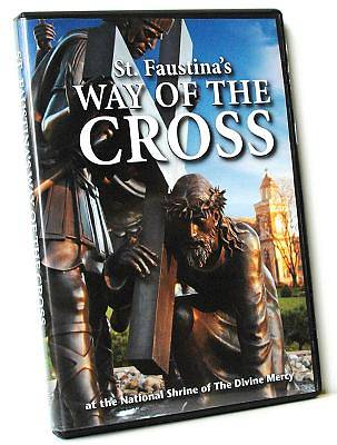 St. Faustinas Way of the Cross DVD