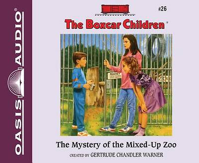 The Mystery of the Mixed-Up Zoo (Library Edition)