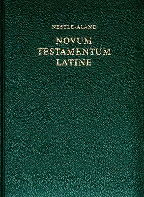 Picture of GBS Novum Testamentum Latine