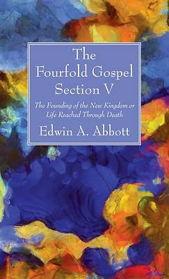 Picture of The Fourfold Gospel; Section V