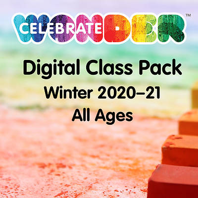Picture of Celebrate Wonder Digital Class Pack Winter 2020-2021