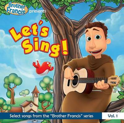Picture of Audio CD - Let's Sing