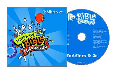 Picture of Hands-On Bible Curriculum Toddlers & 2s CD Summer 2020