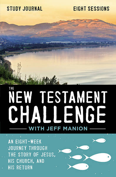 Picture of The New Testament Challenge Study Journal