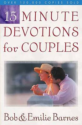 Picture of 15-Minute Devotions for Couples