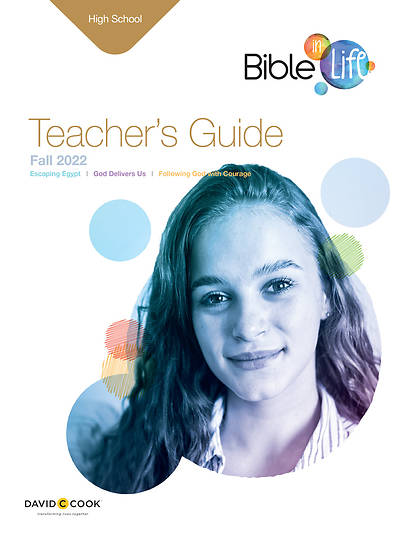 Bible-in-Life High School Teachers Guide Fall