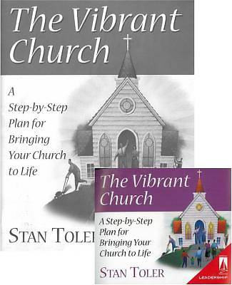The Vibrant Church Book/3-CD Combo