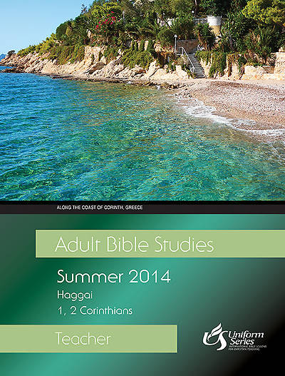 Adult Bible Studies Summer 2014 Teacher