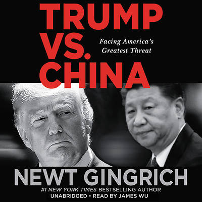 Picture of Trump Versus China