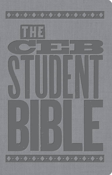 Picture of The CEB Student Bible for United Methodist Confirmation