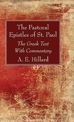 Picture of The Pastoral Epistles of St. Paul