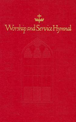 Picture of Worship and Service Hymnal Red