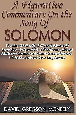 Picture of A   Figurative Commentary on the Song of Solomon