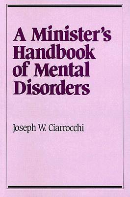 A Ministers Handbook of Mental Disorders