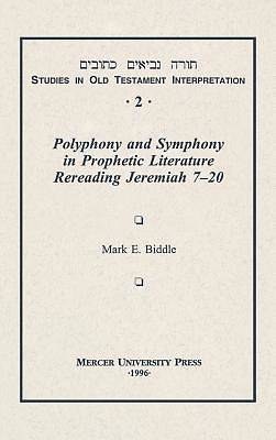 Picture of Polyphony and Symphony in Prophetic Literature