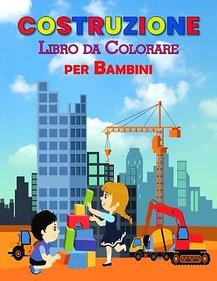 Picture of Costruzione Libro da Colorare per Bambini