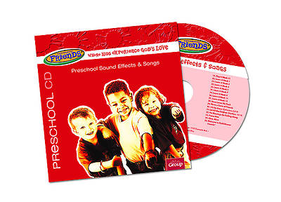 Picture of FaithWeaver Friends Preschool Drama, Sound Effects & Songs CD Spring 2015