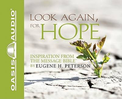 Look Again, For Hope Audio CD