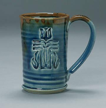 Picture of Presbyterian Church (USA) Straight Side Ceramic Mug - Blue