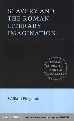 Slavery and the Roman Literary Imagination [Adobe Ebook]