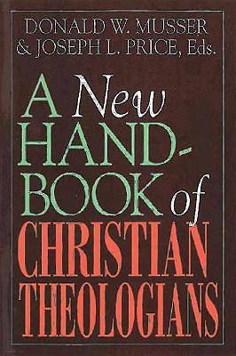 Picture of A New Handbook of Christian Theologians