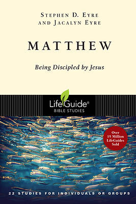 Picture of LifeGuide Bible Study - Matthew