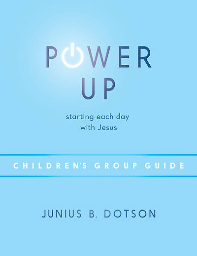 Picture of Power Up Childrens Group Guide DWD