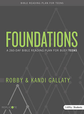 Picture of Foundations - Teen Devotional