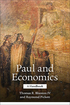 Picture of Paul and Economics