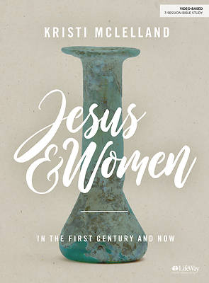 Picture of Jesus and Women - Bible Study Book