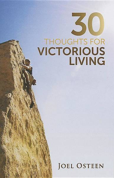 Picture of 30 Thoughts for Victorious Living