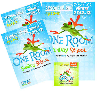 One Room Sunday School Kit Winter 2012-13
