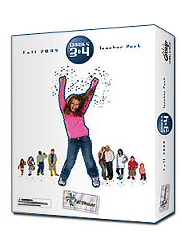 Picture of FaithWeaver Grades 3 & 4 Teacher Pack Fall 2009