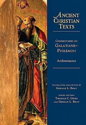 Commentaries on Galatians-Philemon