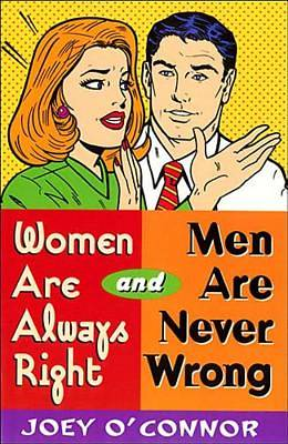Picture of Women Are Always Right and Men Are Never Wrong
